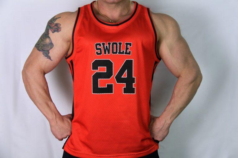 Swole Jersey 24 - Swole Gym Wear