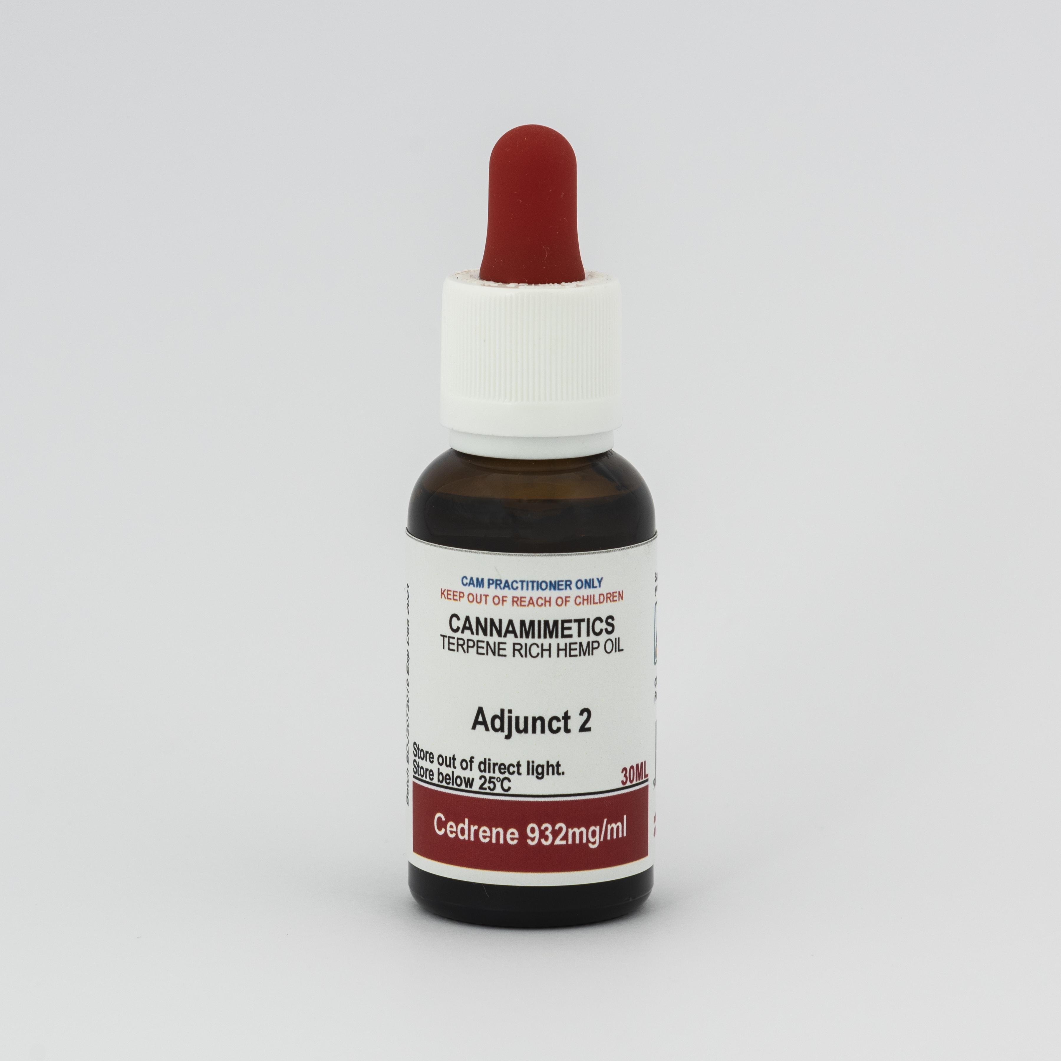 Cannamimetics Adjunct 2 - 30 ml - Swole Gym Wear